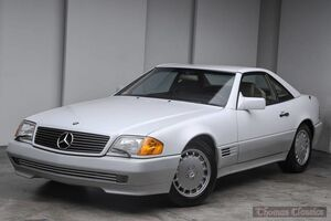 1991_Mercedes-Benz_560 Series_500SL_ Akron OH
