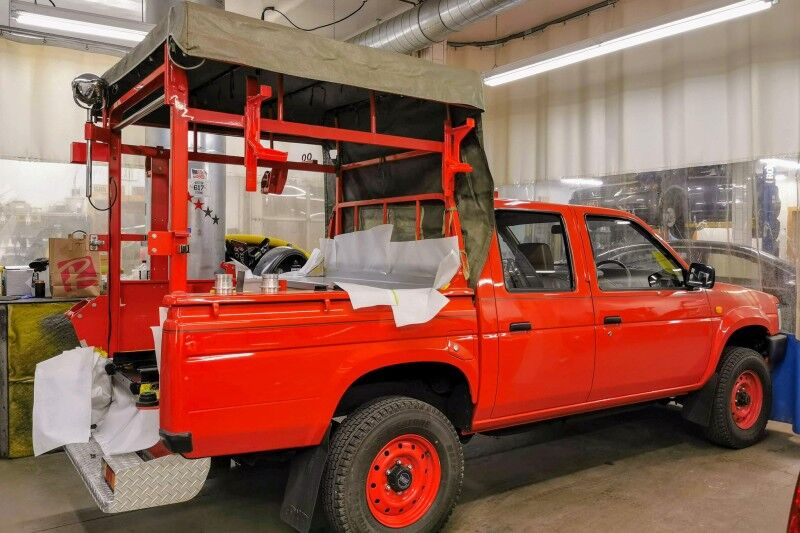 1991 Nissan Datsun 4x4 Crew Cab Utility Boxborough MA