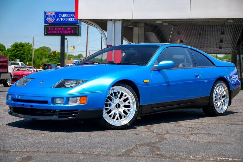 1991 Nissan Fairlady 300ZX Twin Turbo Coupe JDM