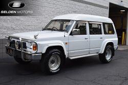 Nissan Safari High Roof Edition 1991