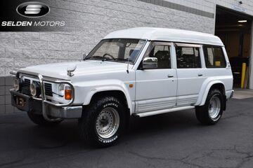 1991_Nissan_Safari_High Roof Edition_ Willow Grove PA
