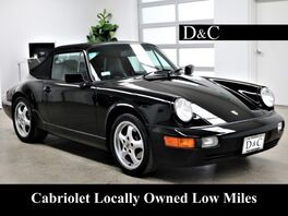 1991_Porsche_911_Carrera_ Portland OR