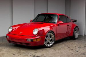 1991_Porsche_911 Turbo_Coupe_ Akron OH