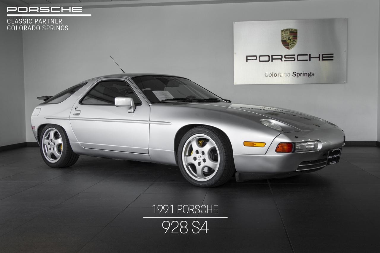 1991 Porsche 928 928 S4 Colorado Springs CO