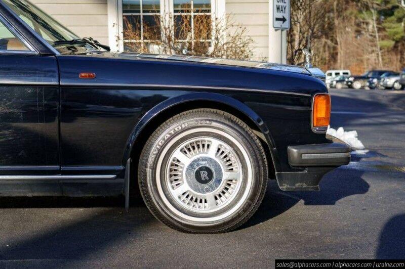 1991 Rolls-Royce Silver Spur II Boxborough MA