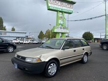 1991_Toyota_Corolla_DLX_ Eugene OR
