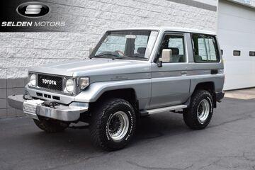 1991_Toyota_Land Cruiser 70__ Willow Grove PA