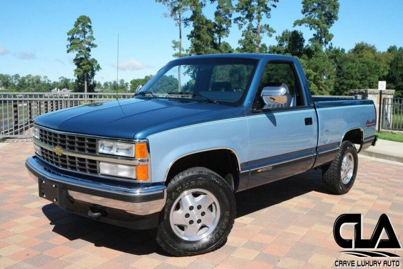 1992 Chevrolet C/K 1500  The Woodlands TX