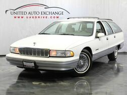 1992_Chevrolet_Caprice_5.7L Engine RWD Wagon with 3rd Row Seats ** LOW MILES **_ Addison IL