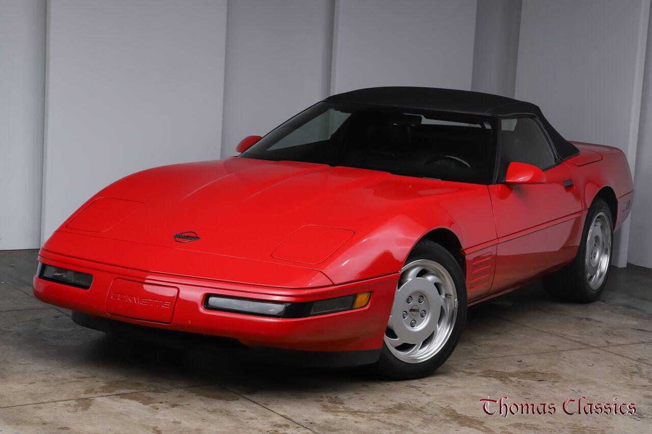 1992 Chevrolet Corvette  Akron OH