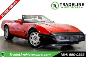 1992_Chevrolet_Corvette__ CARROLLTON TX