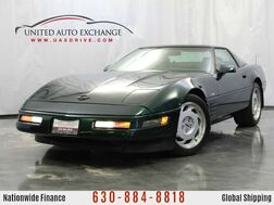 1992_Chevrolet_Corvette_5.7L 8-Cyl Engine RWD Coupe_ Addison IL