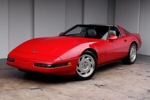 1992_Chevrolet_Corvette_Coupe_ Akron OH