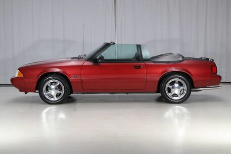 1992_Ford_Mustang Convertible_LX Sport_ West Chester PA