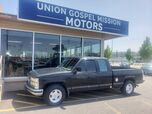 1992 GMC Sierra C/K 2500 Club Coupe 6.5-ft. Bed 2WD