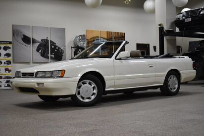 1992_INFINITI_M30_Luxury Sport_ Boston MA