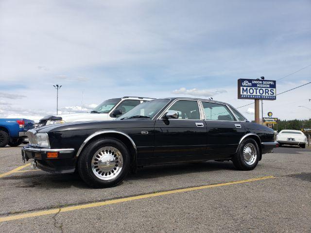 1992 Jaguar XJ Sedan Soverign Spokane Valley WA
