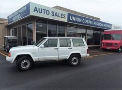 1992_Jeep_Cherokee_Limited 4-Door 4WD_ Spokane Valley WA