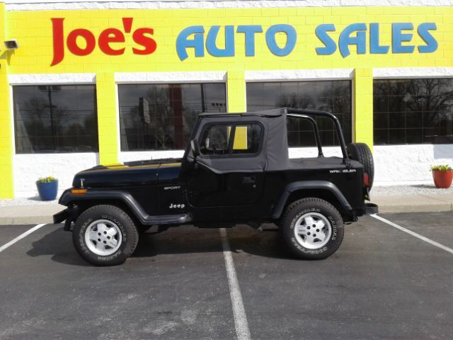 1992 Jeep Wrangler S Indianapolis IN