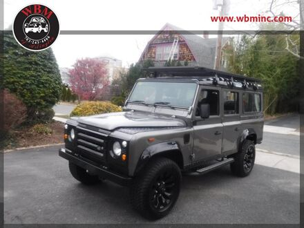 1992_Land Rover_Defender 110_200 TDI_ Arlington VA
