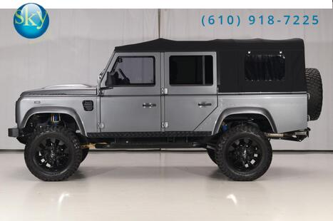 1992 Land Rover Defender 110 200 TDI The Landrovers Oakwood Edition West Chester PA
