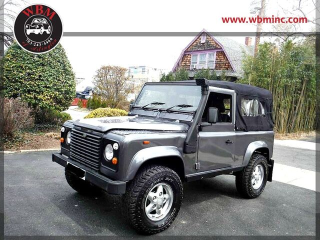 1992 Land Rover Defender 90 Arlington VA