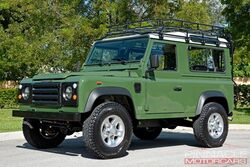 Land Rover Defender 90 1992