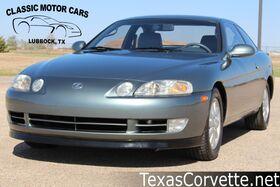 1992_Lexus_SC 400__ Lubbock TX