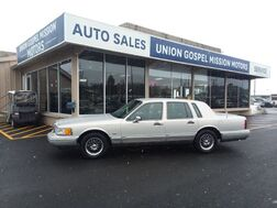 1992_Lincoln_Town Car_Signature_ Spokane Valley WA