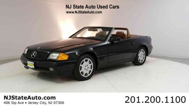 1992 Mercedes-Benz 500 Series 500 Series 2dr Coupe 500SL