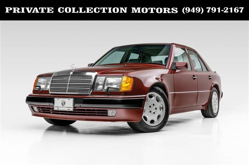 1992_Mercedes-Benz_500 Series_500E_ Costa Mesa CA