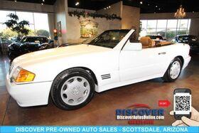 1992_Mercedes-Benz_500 Series_500SL_ Scottsdale AZ