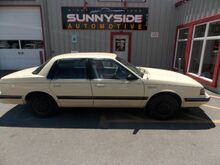 1992_Oldsmobile_Cutlass Ciera_S sedan_ Idaho Falls ID