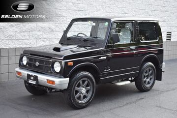 1992_Suzuki_Samurai Jimny 4WD Turbo__ Willow Grove PA