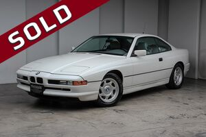 1993_BMW_8 Series_850Ci_ Akron OH