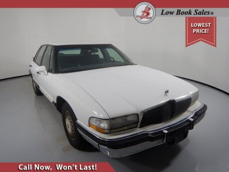 1993_Buick_PARK AVENUE__ Salt Lake City UT