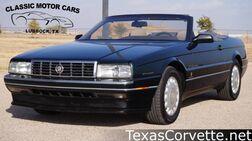 1993_Cadillac_Allante'__ Lubbock TX