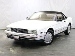 1993_Cadillac_Allante'_4.6L 8-Cyl Engine / CONVERTIBLE / SUPER LOW MILES_ Addison IL