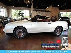 1993_Cadillac_Allante Convertible_2D_ Scottsdale AZ