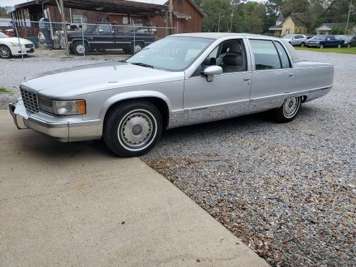 1993 Cadillac Fleetwood Sedan Hattiesburg MS