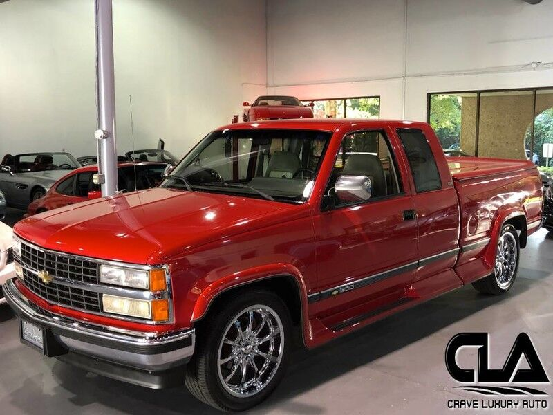 1993 Chevrolet C/K 1500  The Woodlands TX