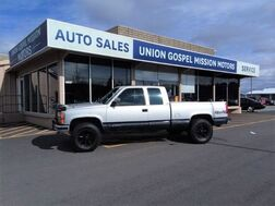 1993_Chevrolet_C/K 1500_Ext. Cab 6.5-ft. Bed 4WD_ Spokane Valley WA