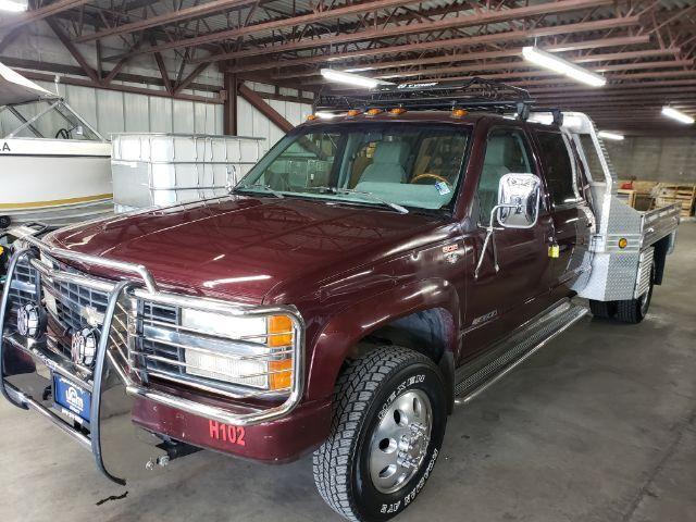 1993 Chevrolet C/K 3500 Crew Cab 4WD Spokane Valley WA