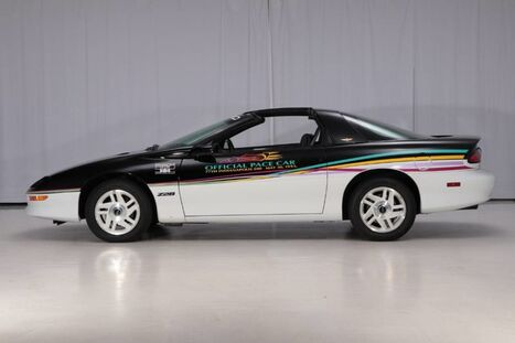 1993_Chevrolet_Camaro_Z28 Indy Pace Car_ West Chester PA