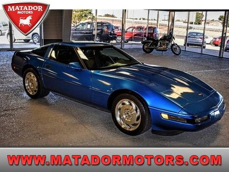 1993_Chevrolet_Corvette__ Lubbock & Wolfforth TX