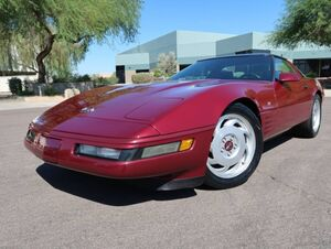 1993_Chevrolet_Corvette_40th Anniversary_ Scottsdale AZ