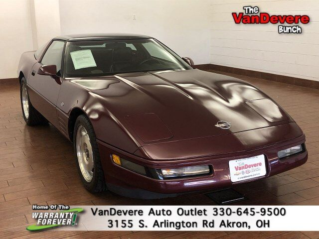 1993 Chevrolet Corvette Base Akron OH