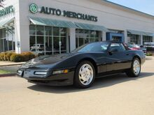 1993_Chevrolet_Corvette_Convertible, LEATHER, AM/FM RADIO, TAPE PLAYER, LOW MILES, CRUISE CONTROL, GREAT CONDITION CLASSIC!_ Plano TX
