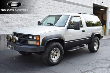 1993_Chevrolet_K1500 Blazer 4WD__ Willow Grove PA