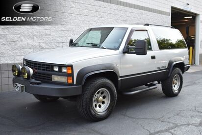 1993 Chevrolet K1500 Blazer 4WD